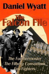 The Falcon File cover